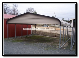 Regular Style Carport Pictures